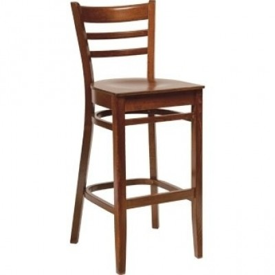 Traditional High Bar Stool