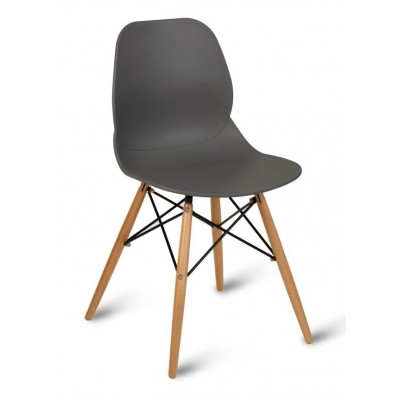 Denia Plastic Bistro Chair