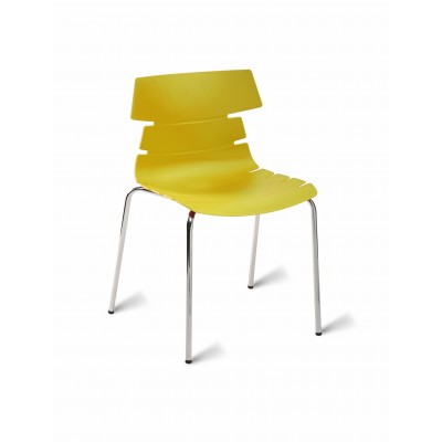 Ramone Plastic Stacking Chair
