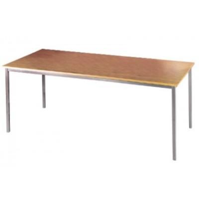 Canteen Table 1200x800 Silver