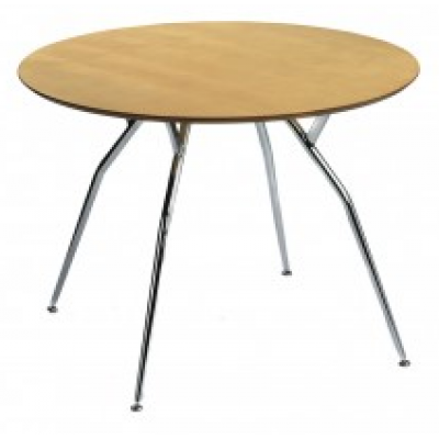 West Contemporary Cafe Dining Table