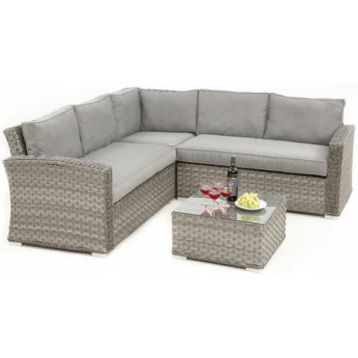 Fernando Small Square Corner Sofa Set