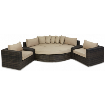 Aves Deluxe Corner Sofa Group