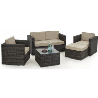 Antonio 5 Piece Sofa Set