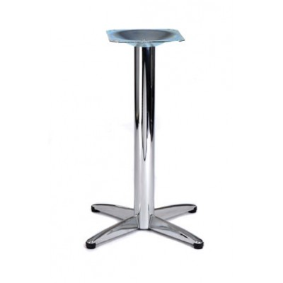 Preston Chrome Dining Base