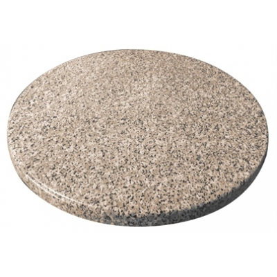 Granite Effect  Round Top (Pre-drilled)