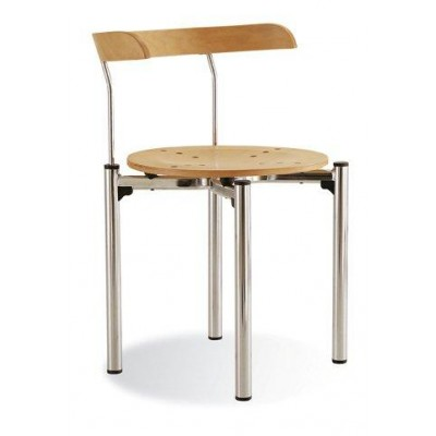 Bisuschio Stacking Cafe Chair