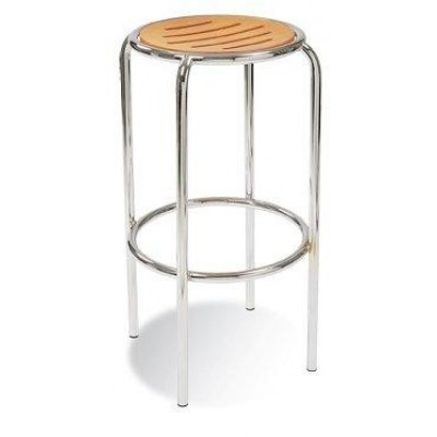 Rigno Cafe High Bar Stool
