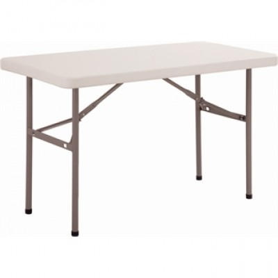 Foldaway Rectangular Utility Table
