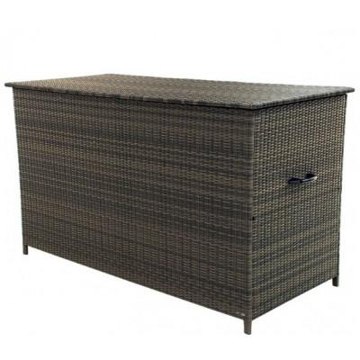 Sierra Outdoor Rattan Storage Box