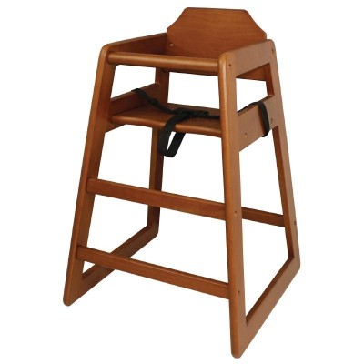 Wooden Childs Highchair