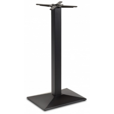 Rectangular Poseur Table Base