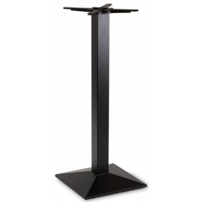 Square Poseur Table Base