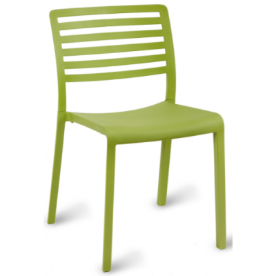 Adra Polypropylene Bistro Chair