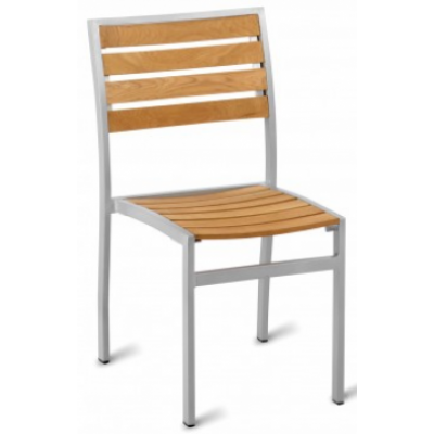 Altea Teak Outdoor Restaurant Side Chair