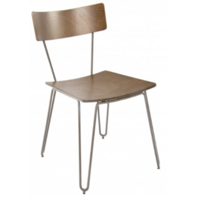 Lagos Industrial Bistro Chair