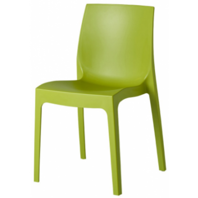Hamilton Indoor or Outdoor Plastic Cafe Chair