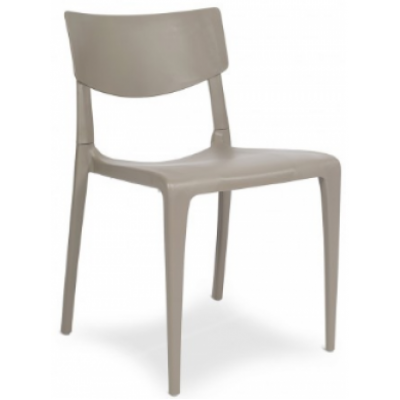 Pego Indoor or Outdoor Polypropylene Cafe Chair