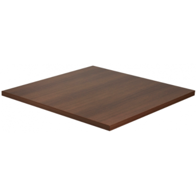 Walnut Square Laminate Table Top