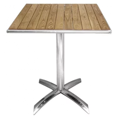 Abbotswood Square Flip Top Ash Table