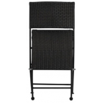 Birchall Outdoor Folding Cafe Chair