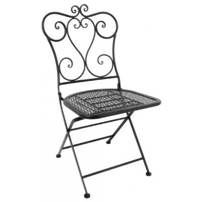 Comberton Steel Folding Patio Chair
