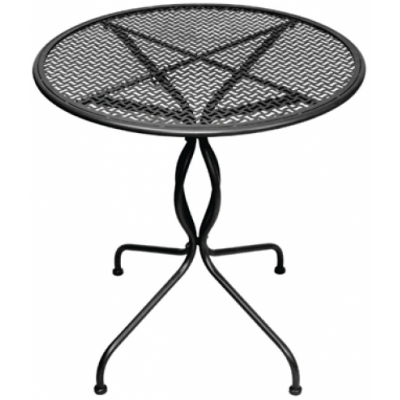 Comberton Outdoor Classic Steel Patio Table