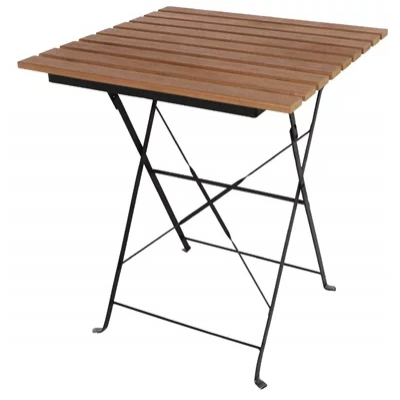 Coventry Outdoor Faux Wood Square Table