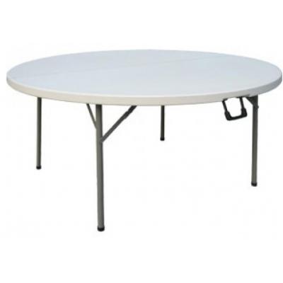 Duxford 5ft Diameter Round Folding Table