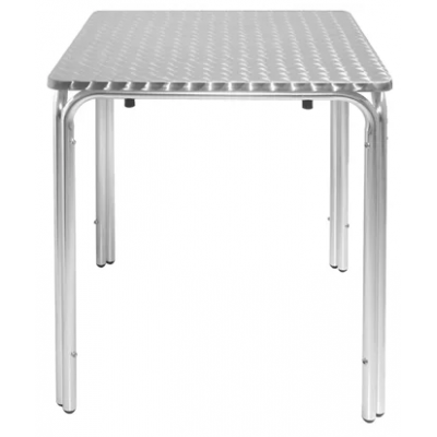 York Outdoor Square Cafe Stacking Table