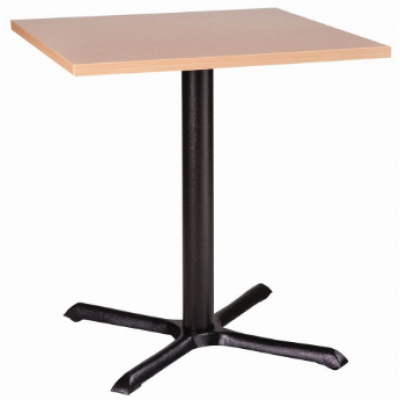 Beech MFC Complete Cafe Table