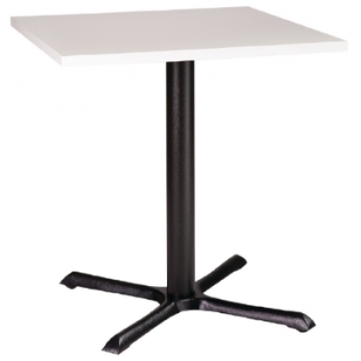MFC White Top Cafe Dining Table