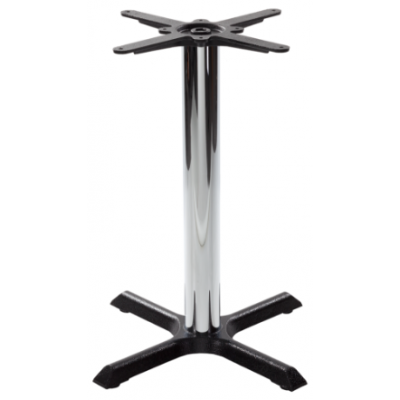 Gerry Chrome Table Base