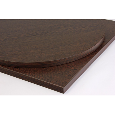 Square Wenge Laminate Top