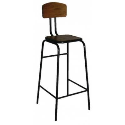 Dione Industrial Backed Highstool