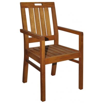 Duchess Oak Outdoor Armchair