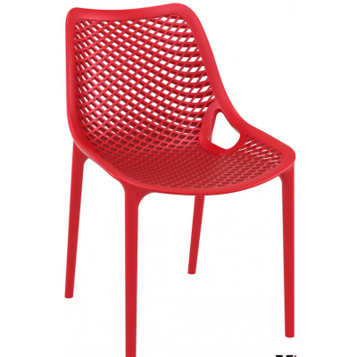 Ava Contemporary Polypropylene Cafe Chair