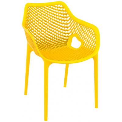 Ava Contemporary Indoor or Outdoor Polypropylene Armchair