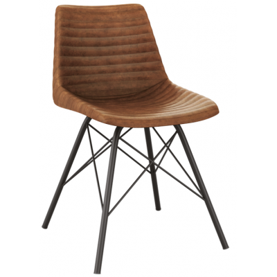Charles Eames Inspired Upholstered Chair