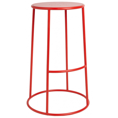 Daisy Industrial Indoor or Outdoor Coloured High Bar Stool