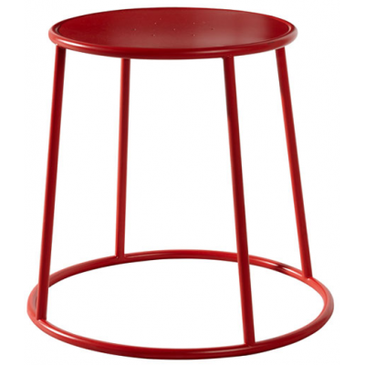 Daisy Industrial Indoor or Outdoor Low Bar Stool