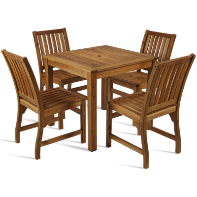 Harriet Wooden Dining Set
