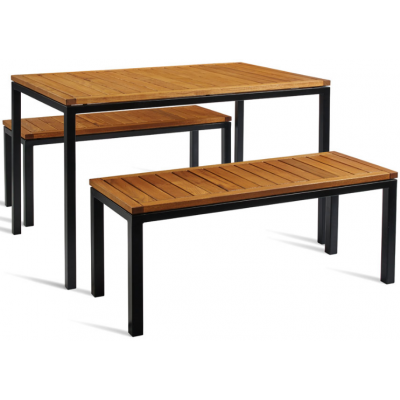 Lucy Bench Dining Set