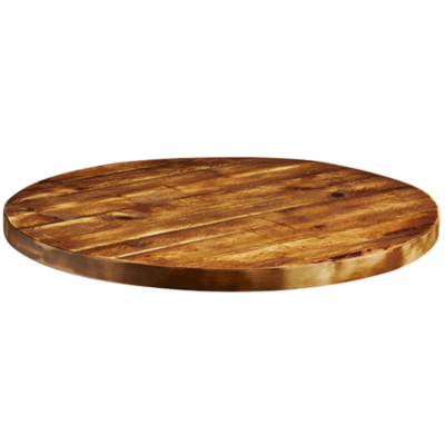 Rustic Pine 32mm Round Table Top