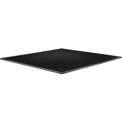 Black Quartzite Laminate Table Top