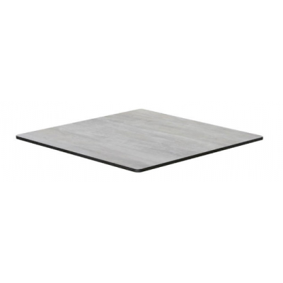 Cement Look Laminate Indoor or Outdoor Table Top - pre drilled