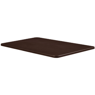 Wenge Rectangular Laminate Table Top